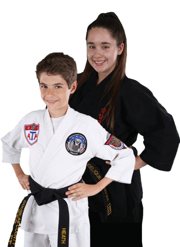 Rogers Family ATA martial Arts students