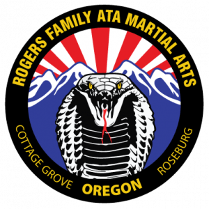 Rogers Family ATA martial Arts logo