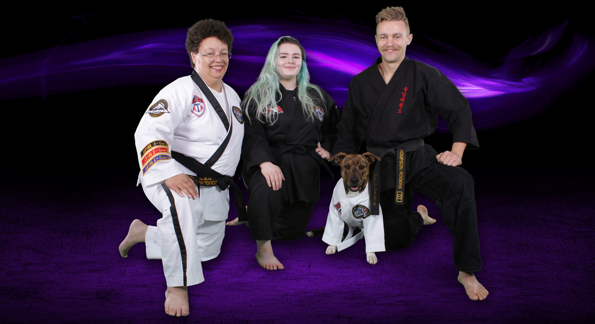 Rogers Family ATA Martial Arts owners